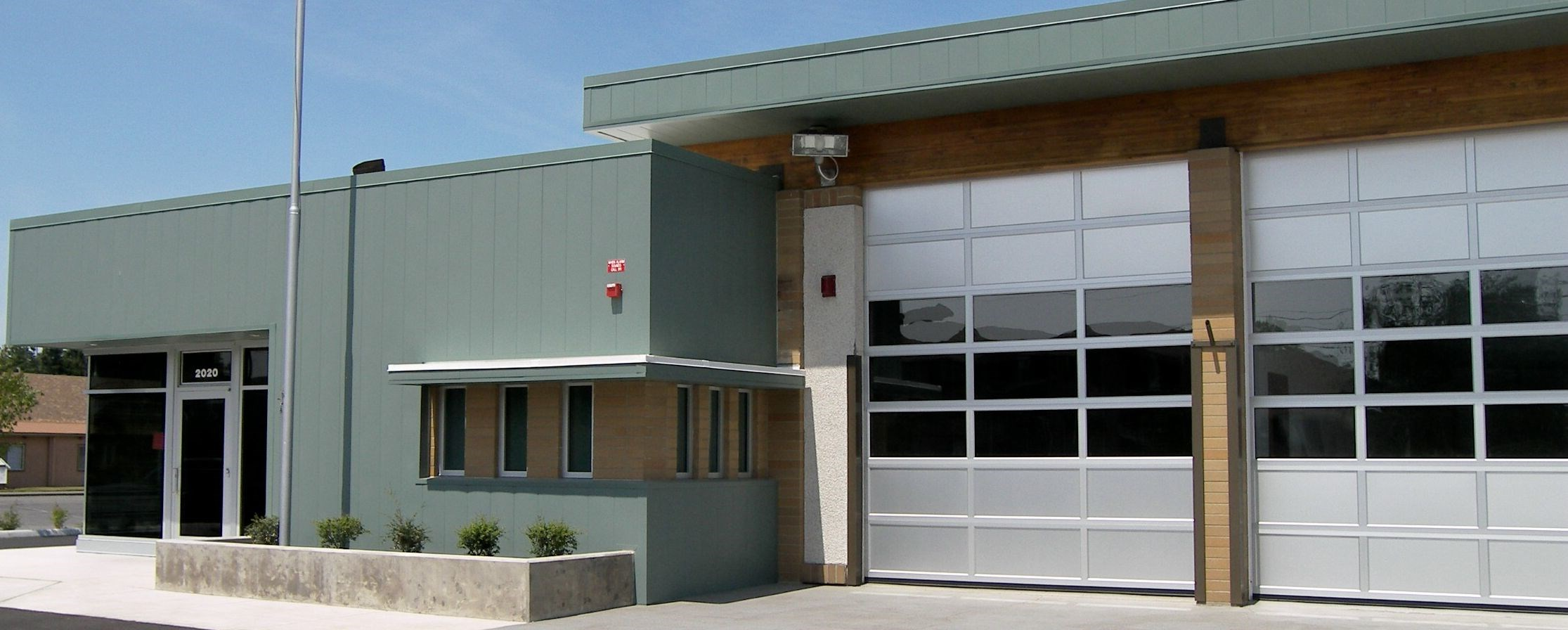 Whatcom Co. Fire District 7, Station 1
