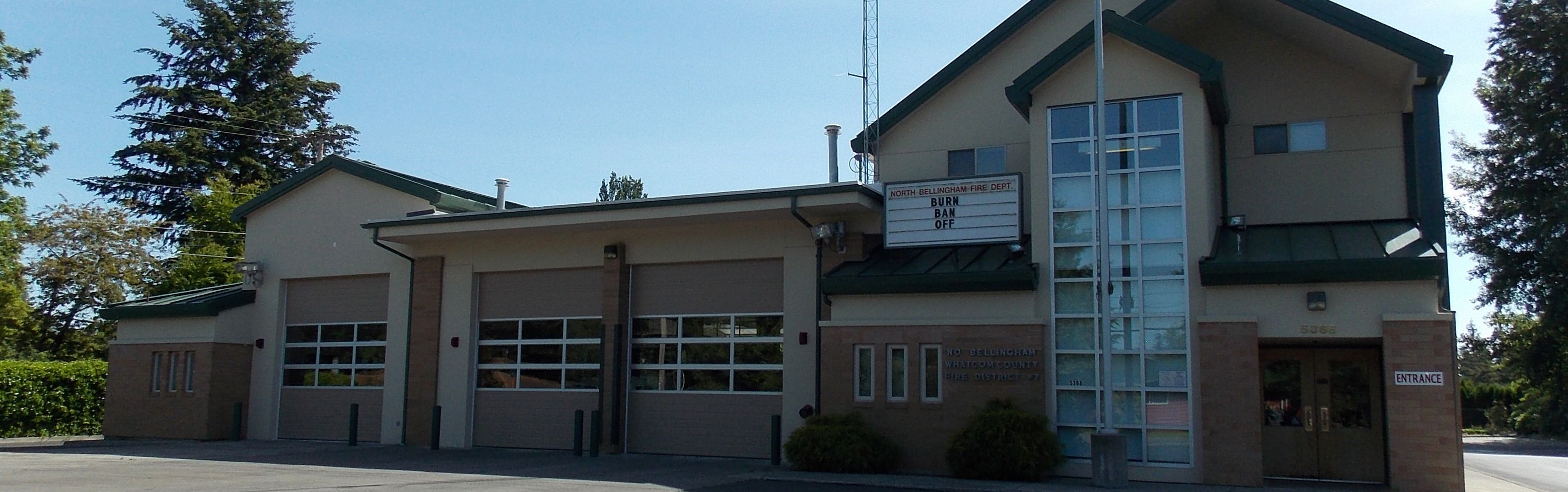 Whatcom Co. Fire District 7, Station 3
